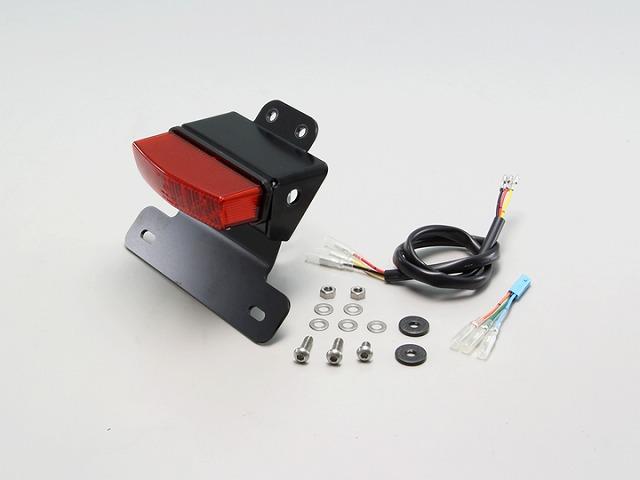 ハリケーン HA5819R テールランプキット LEDレクタングル レッドレンズ レブル250(MC49) レブル500(PC60)