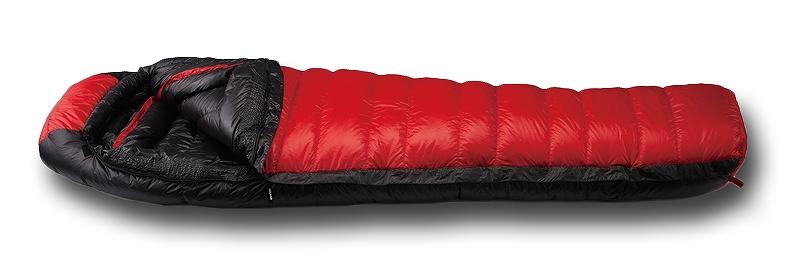 イスカ ISUKA 151319 Air エア 810 EX レッド 寝袋 シュラフ 登山 アウトドア
