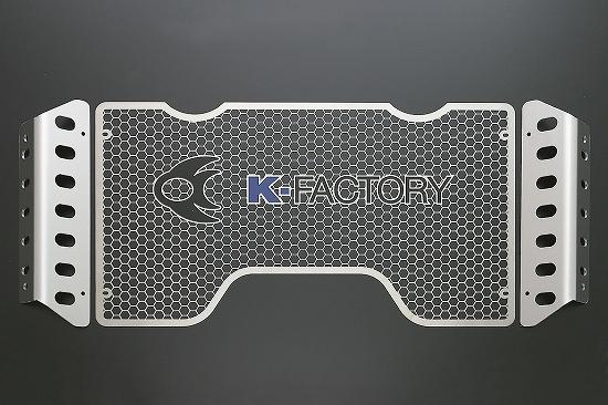 Kファクトリー ケイファクトリー K-FACTORY ラジエターコアガード Aタイプ CB1300SF/SB '03-'12 001CZAA007Z
