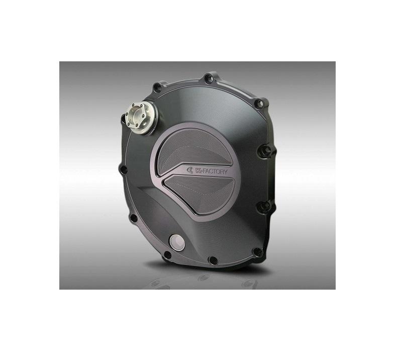 Kファクトリー ケイファクトリー K-FACTORY クラッチカバー スーパーブラック CB1300SF/SB CB1100 001IZDP003R