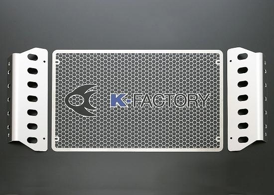Kファクトリー ケイファクトリー K-FACTORY ラジエターコアガード Aタイプ X4/CB1300SF-'02 003CZAA004Z