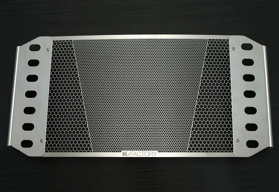 Kファクトリー ケイファクトリー K-FACTORY ラジエターコアガード Rタイプ X4/CB1300SF-'02 003CZAA006Z