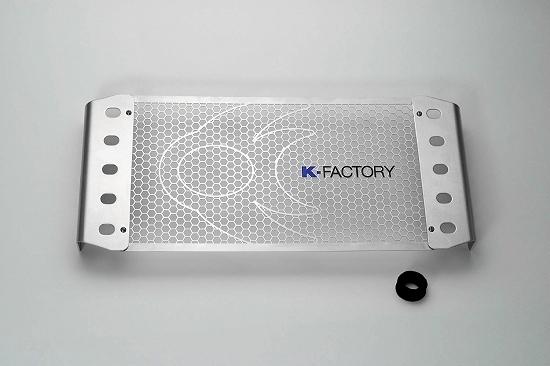 Kファクトリー ケイファクトリー K-FACTORY ラジエターコアガード Bタイプ CB400SF '99-'09 035CZAA011Z