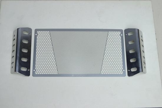 Kファクトリー ケイファクトリー K-FACTORY ラジエターコアガード Rタイプ CB400SF '99-'09 035CZAA012Z