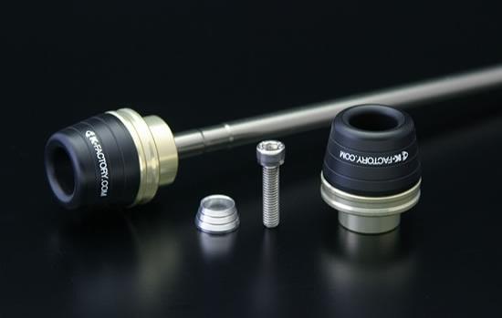 Kファクトリー ケイファクトリー K-FACTORY フロントアクスルスライダー CB1100 '10- 063LZBI053B