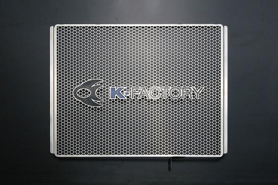 Kファクトリー ケイファクトリー K-FACTORY ラジエターコアガード Aタイプ ZZR1400/ZX-14R 101CZAA066Z