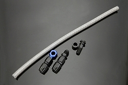 Kファクトリー ケイファクトリー K-FACTORY オイルホースキット ヘッドバイパスキット用 GPZ900R 112IZDE001Q