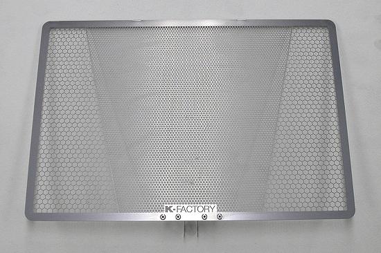 Kファクトリー ラジエターコアガード Rタイプ Z1000'07-12/NINJA ニンジャ1000 LED 151CZAA084Z