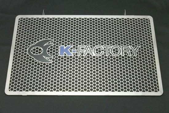 Kファクトリー ケイファクトリー K-FACTORY ラジエターコアガード Aタイプ ZRX1200DAEG 152CZAA087Z