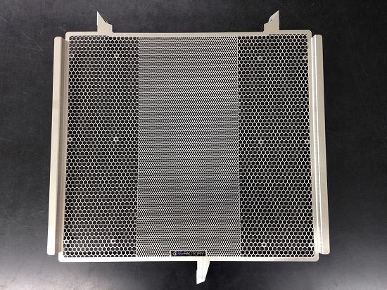 Kファクトリー ケイファクトリー K-FACTORY ラジエターコアガード NINJA ニンジャ H2用 172CZAA116Z