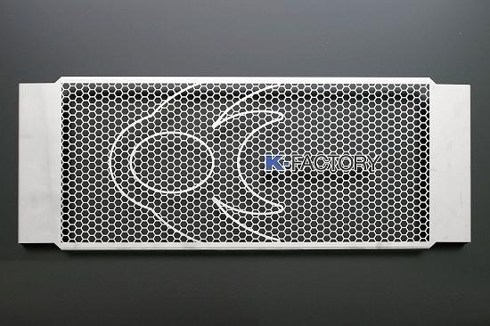 Kファクトリー ケイファクトリー K-FACTORY オイルクーラーガード Bタイプ GSX1400 201CZAA029Z