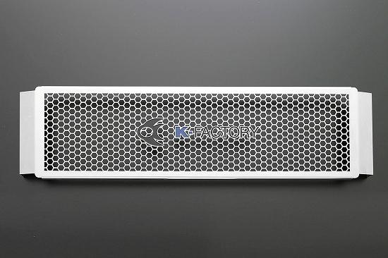Kファクトリー ケイファクトリー K-FACTORY オイルクーラーガード Aタイプ XJR1300 '03-06 301CZAA045Z