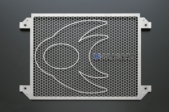 Kファクトリー ラジエターコアガード Bタイプ V-MAX 304CZAA041Z