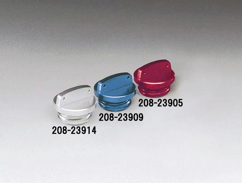 キジマ KIJIMA 驚きの値段 208-23914 新作続 オイルフィラーキャップ モンキー M20X10 シルバー TW P2.5