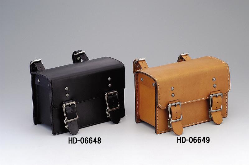 キジマ KIJIMA HD-06649 クラシック ツールバッグ レザー/タン キジマ hd-06649