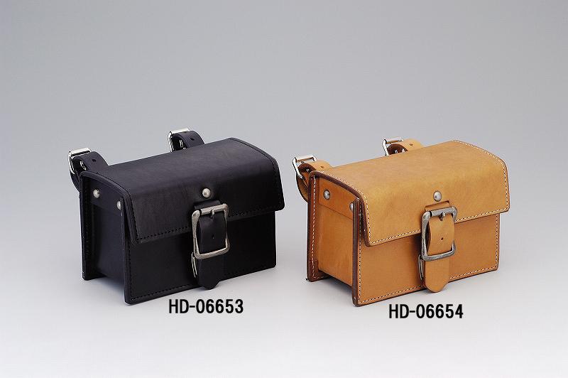 キジマ KIJIMA HD-06653 クラシックツールバッグ スモール レザー/ブラック キジマ hd-06653