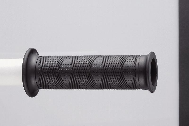 キジマ KIJIMA 201-6490 時間指定不可 グリップ サムライ 貫通タイプ 22.2mm 120mm ブラック 5%OFF
