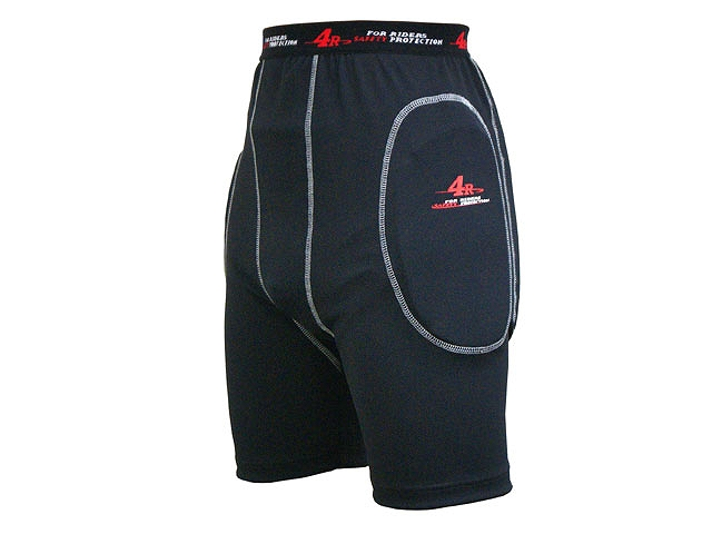 Kijima ijima FR-133302 4R protector Relieve inner pants shorts black S SA FR-133302 iz kijima ijima