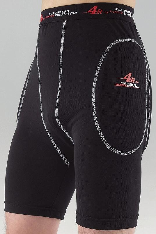 Kijima kijima FR-133304 4R protector Relieve inner pants shorts black L SA is kijima kijima FR-133304