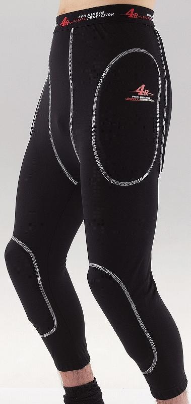 Kijima SA kijima FR-133406 4R protector Relieve inner pants long black BL is kijima kijima FR-133406
