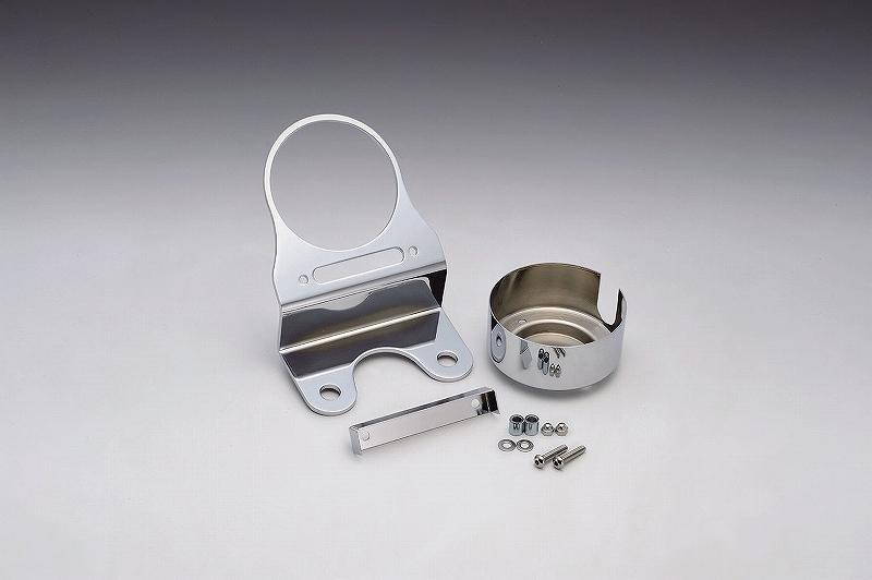 キジマ KIJIMA HD-01900 メーター&インジケーター移動ステー STDメーター FXSB クロームパネル キジマ KIJIMA HD-01900