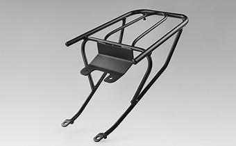 キジマ 210-242 リアキャリア GIXXER150 ブラック
