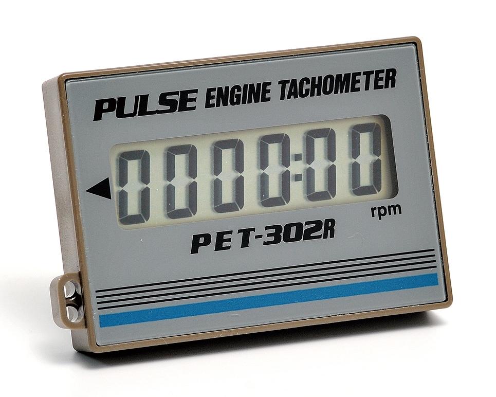 キタコ 752-0600013 エンジンタコメーター PET-302R 汎用 キタコ 752-0600013
