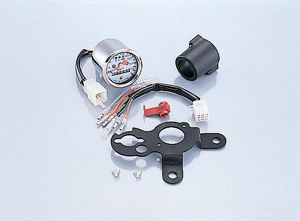 キタコ 752-1122100 ミニミニスピードメーターキット φ48 190KM(LED) APE キタコ 752-1122100