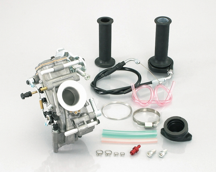 キタコ 110-1123900 ビッグキャブキット ミクニ TDMR32 樹脂ハイスロット仕様 DOHC専用 モンキー キタコ 110-1123900