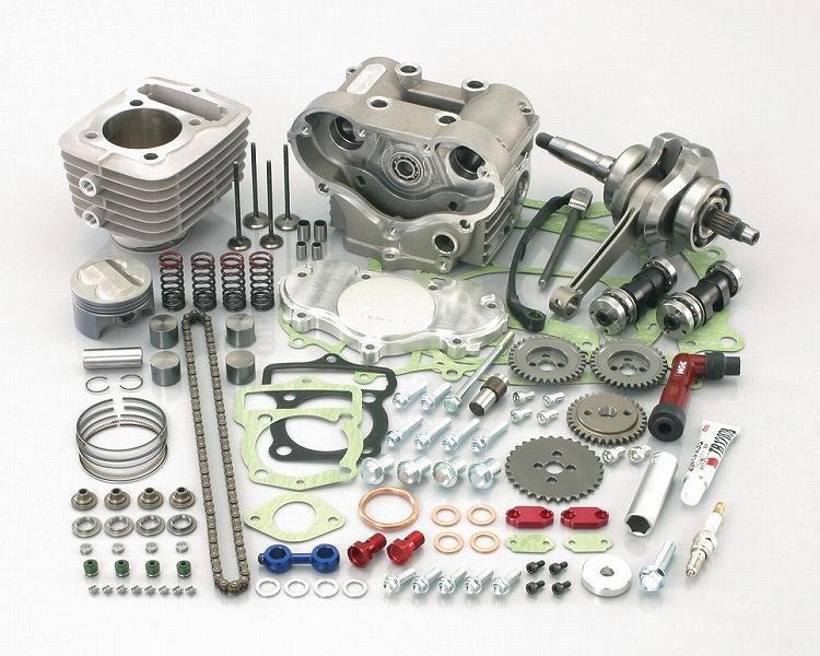 キタコ 217-1418440 ショートストロークキット ミニモト 100cc DOHC NSF100 キタコ 217-1418440