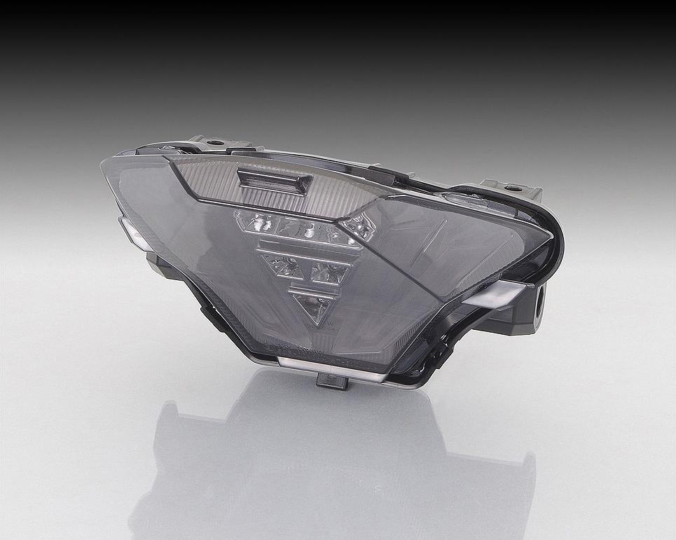 キタコ 809-0770310 LEDテールランプセット スモーク YZF-R25