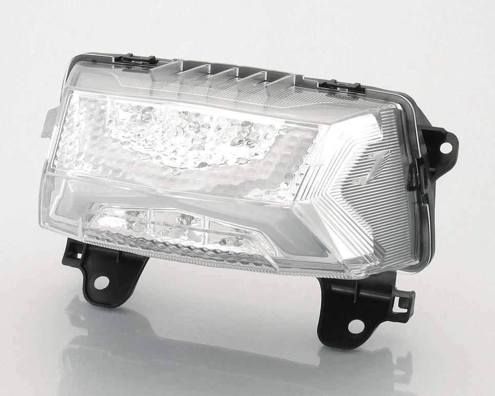 キタコ 809-1155300 LEDテールランプセット クリア ZOOMER-X ズーマーX