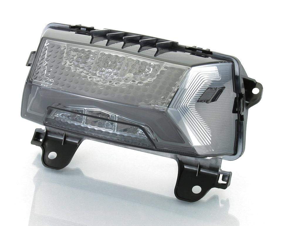 キタコ 809-1155310 LEDテールランプセット スモーク ZOOMER-X ズーマーX