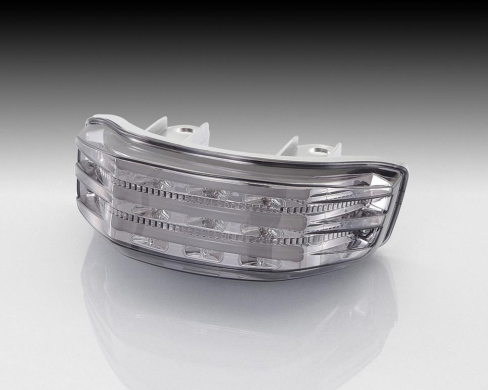 キタコ 809-1429310 LEDテールランプセット スモーク C110