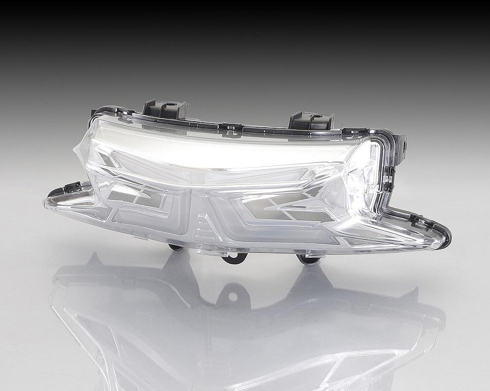 キタコ 809-1440300 LEDテールランプセット クリア PCX NEW