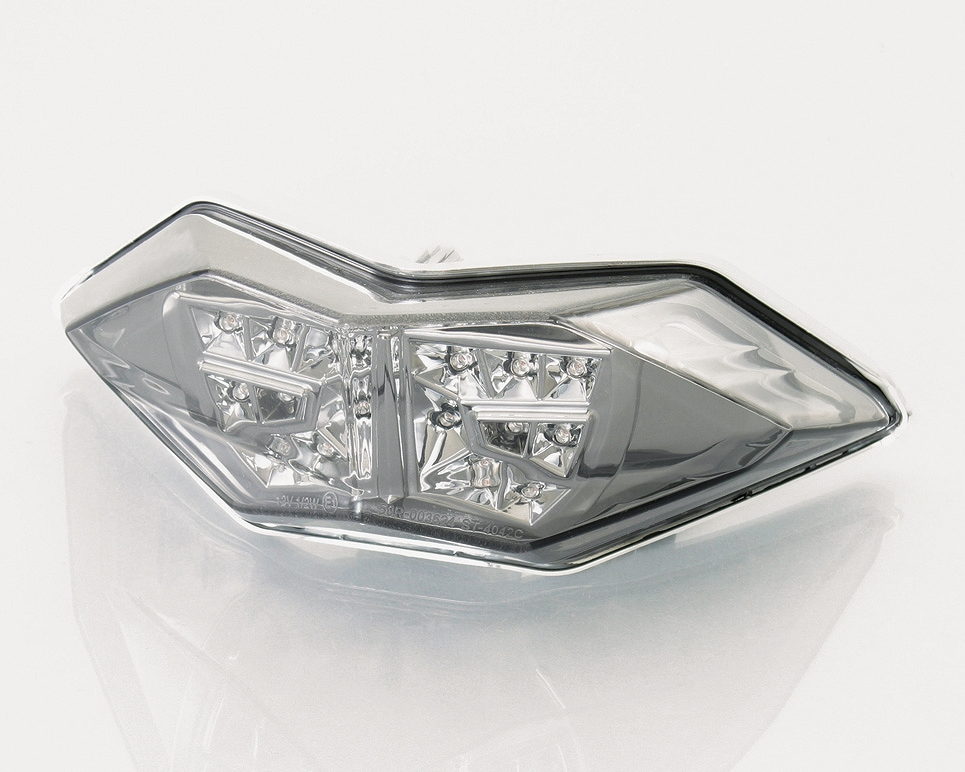 キタコ 809-4780310 LEDテールランプセット スモークレッド NINJA ニンジャ250
