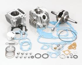 キタコ 214-1014225 スタンダード ボアアップキット 108cc タイプ2 ホンダ モンキー ゴリラ(A/Lクランク)