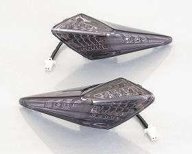 キタコ 807-0421310 LEDウインカーランプ リア/スモーク マジェスティS