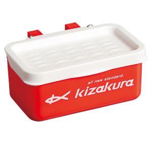 キザクラ 024627 エサBOX レッド 釣り 海釣り エサ箱 餌ケース エサ入レ キザクラ 024627 エサBOX レッド 釣り 海釣り エサ箱 餌ケース エサ入レ