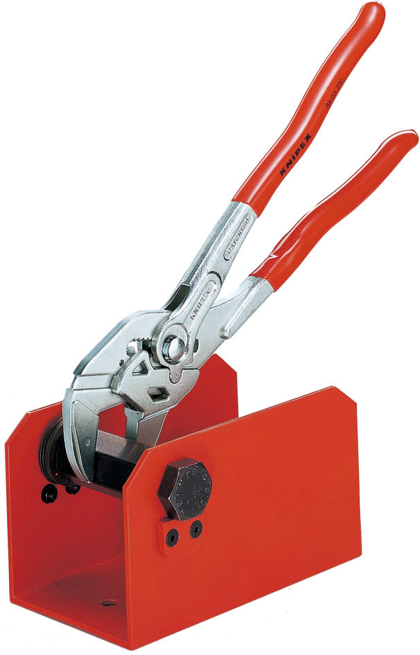 KNIPEX クニペックス 001921T デモスタンド (プライヤーレンチ用) 幅(mm):85 高さ(mm):85 奥行き(mm):150 質量(g):728