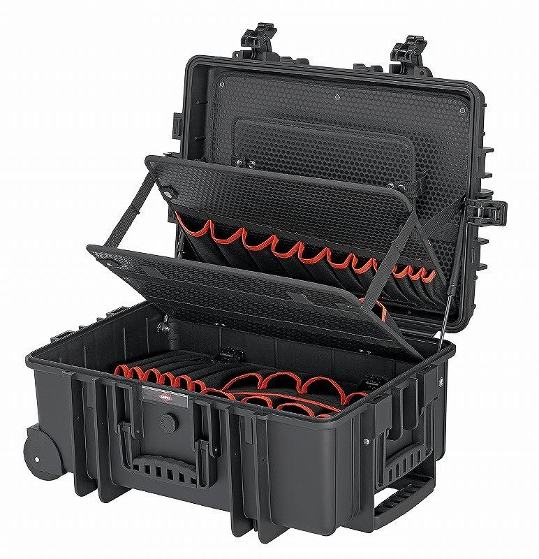 KNIPEX クニペックス 002137LE ツールケース 609×263×428mm