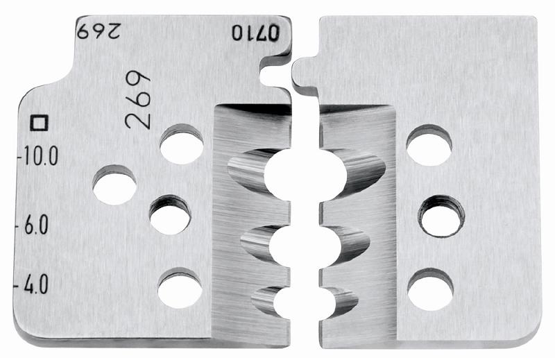 KNIPEX クニペックス 1219-12 替刃(1212-12用) 質量(g):42