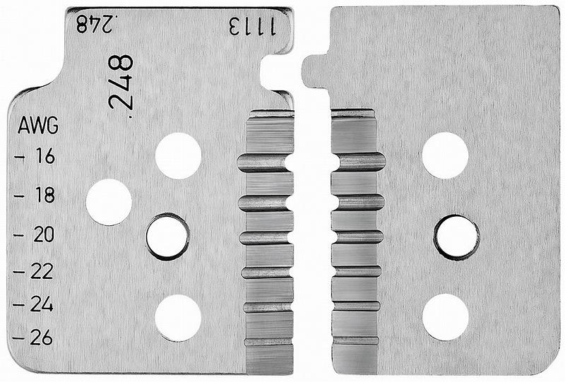 KNIPEX クニペックス 1219-14 替刃 1212-14用 補修部品
