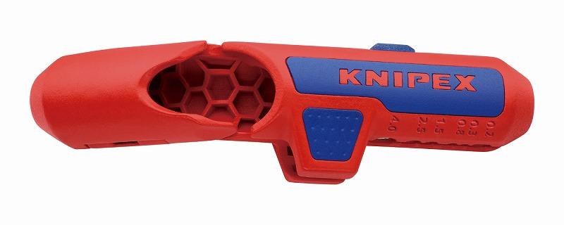 KNIPEX クニペックス 1695-02 ユニバーサルエルゴストリップ (SB) 左用 135mm