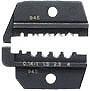 KNIPEX クニペックス 9749-61 圧着ダイス (9743-200用) 圧着能力(AWG):10/11/13/15 質量(g):46
