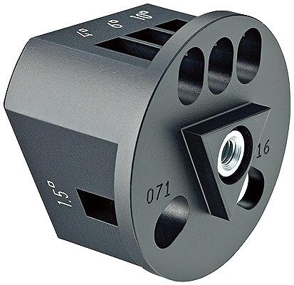 KNIPEX クニペックス 9749-69-11 ロケーター(9749-69-1/9749-69-2用) 質量(g):55
