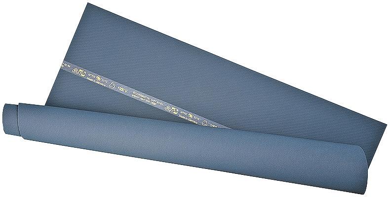 KNIPEX クニペックス 9867-25 絶縁スタンドマット 10000mmx1000mm サイズ(mm):10,000X1000 シート厚さ(mm):4.0 質量(g):40000