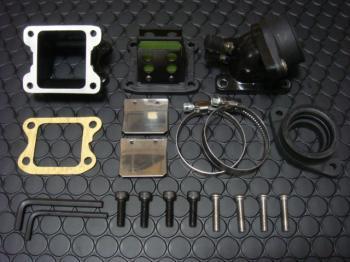KN企画 2024-1 ジャイロ系 ビッグキャブ用インテーク タイプ2 (60mmピッチシリーズ)