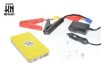 KN企画 BATT00-JM01-Y モバイルジャンプスターター イエロー 携帯非常バッテリー 並行輸入品 売店