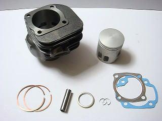 KN企画 JA04 ボアアップキット(96cc) 3ポート ボア54mm